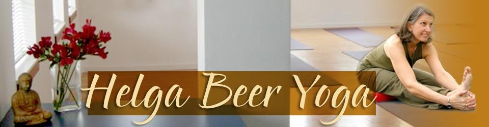 Helga Beer Yoga Victoria